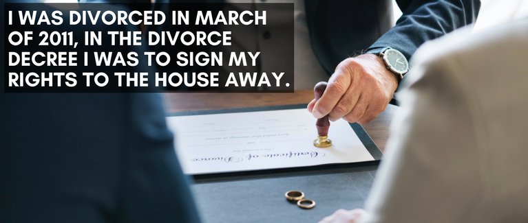 your rights in a divorce