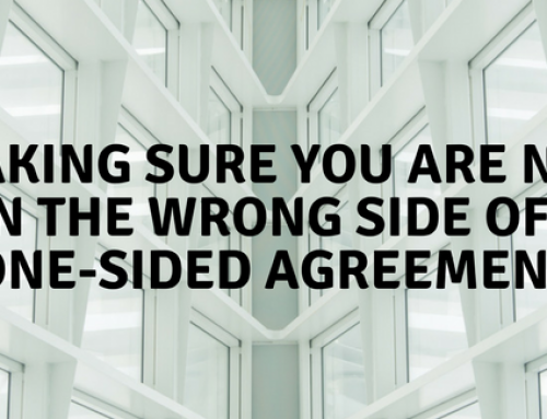 Negotiating Your Commercial Lease